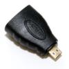 Переходник micro HDMI (M) -> HDMI (F), 5bites (HH1805FM-MICRO)
