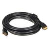 Кабель HDMI - HDMI, 2.0м, ver1.4b, 2 ферритовых фильтра,  позолоченные контакты, 5bites APC-014-020