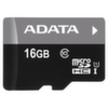 Карта памяти 16Gb microSDHC ADATA Premier (AUSDH16GUICL10-RA1), Class 10, UHS-I, RTL