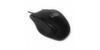 Мышь CBR CM 307 Black, 1200 dpi, провод 1,3м, USB