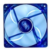 Вентилятор 120 mm Deepcool WIND BLADE, 3pin, 27dB, 1300rpm, 119g, голубой LED
