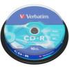 Диск CD-RW Verbatim 700Mb 10x DataLife+ Cake Box