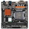 Материнская плата ASROCK H110M-ITX LGA 1151 Intel H110, 2xDDR-4, 7.1CH, 1000 Мбит/с, USB3.0, DVI, HDMI, Mini-ITX RTL