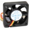 Вентилятор 40 mm 5bites (F4010S-3), 5500rpm, 22dBa, 3 pin, h=10mm, подшипник ско