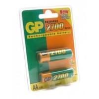 Аккумуляторы GP 270AAHC-UC2 (АА)  2700 мАч  (NiMH) (2 шт. в упаковке)