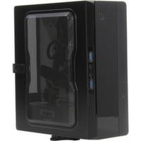 Неттоп BINCOS МИНИ (Intel Pentium G4500 3.5Ghz/ DDR4 4Gb/ SSD 120Gb/ Inwin Powerman EQ-101 200W)