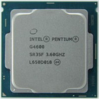 Процессор Intel Pentium G4600 | 3.60GHz | Socket 1151