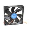 Вентилятор 120 mm 5bites F12025S-3 120x120x25мм, подшипник скольжения,  1200rpm, 25dBa, 3 pin (OEM)